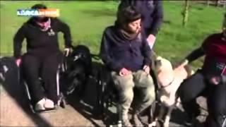 "Lulù e Alessandra in una puntata de ""L'Arca di Noè"" – Canale 5"