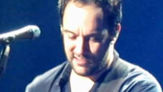 Dave Matthews - Dive In - 11/12/10 - MSG - NYC