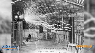 Tesla's Steam Powered Earthquake Machine
