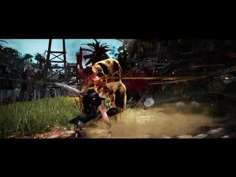 Lahn Gameplay Trailer Shows Off Combat Prowess