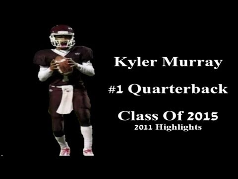 Kyler Murray Highlights