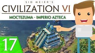 VICKY,  PON EL CULO EN POMPA QUE ES TU TURNO ► Civilization 6 #17 [ Gameplay Español ]