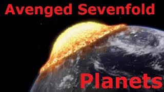 Avenged Sevefold - Planets (Cinematic Lyric Video)