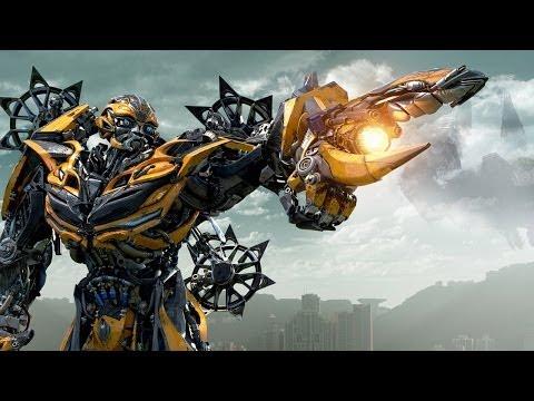 Video trailer för Transformers: Age of Extinction Official Trailer