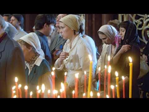 Знаменуй себя крестом и говори Молитву Честному Кресту