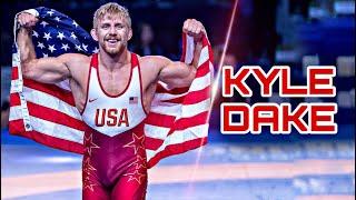 Kyle Dake – Savage Wrestling Skills (Highlights)
