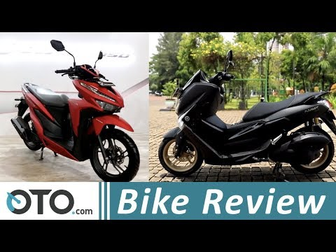 Honda Vario 150 vs Yamaha NMax | Bike Review | Pilih Yang Mana? | OTO.com