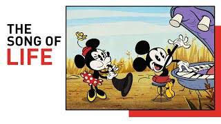 Mickey's Song of Life   Style of Friendship   Disney Shorts