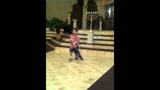 Judah dancing, j moss imma do It