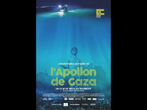 L'Apollon de Gaza Mission Distribution