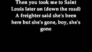 Johnny Cash - Big river with lyrics - YouTube