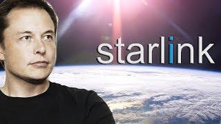 Starlink! Elon Musk'un Yeni Çılgın Projesi