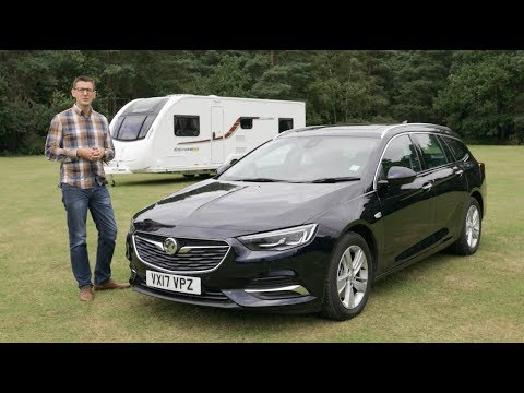 The Practical Caravan Vauxhall Insignia Sports Tourer review