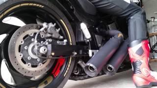 suzuki intruder 1800 exhaust sound - मुफ्त ऑनलाइन