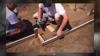 #7 Provedení bednění pro hubený beton ... - Stavba Domu