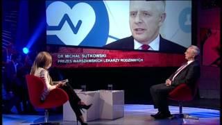 """Jerzy Zięba w """"Skandalistach"""""""