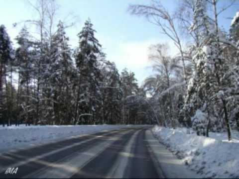 «Зимняя дорога». Георгий Свиридов