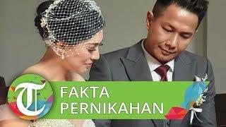 Pernikahan Delon Thamrin & Aida Chandra, Ini 4 Fakta Menariknya