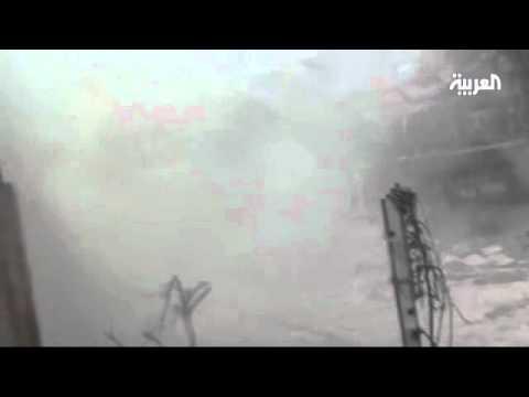 اشتباكات في أحياء حمص وإطلاق نار كثيف