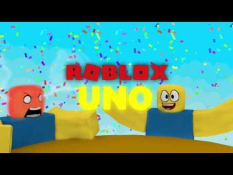 Roblox Uno - Roblox