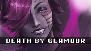Undertale - Death By Glamour, Core and Hotland mashup remix