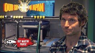 Guy trains for a Japanese Earthquake   Guy Martin Proper