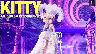 The Masked Singer Kitty: All Clues, Performances & Reveal