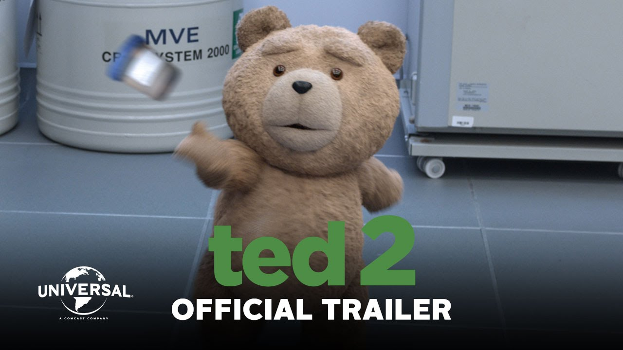 Move Trailer:  Ted 2 (2015)