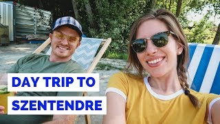 Szentendre Travel Vlog   Day Trip From Budapest, Hungary