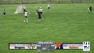 Argos Lacrosse vs Harrison Raiders