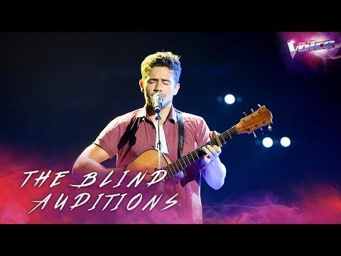 Oskar Proy sings Asturias, Patria Querida | The Voice Australia 2018