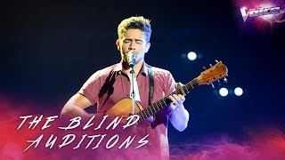 Oskar Proy sings Asturias, Patria Querida   The Voice Australia 2018