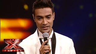 تحميل اغاني ابراهيم عبد العظيم - عمي يا بياع الورد - العروض المباشرة - الاسبوع الاخير - The X Factor 2013 MP3
