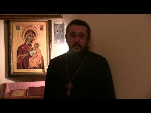 Если становится плохо во время молитвы. Священник Игорь Сильченков