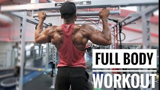 FULL BODY WORKOUT YOU SHOULD BE DOING  Full Routine & My Top Tips