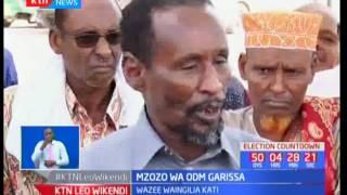 Mzozo wa ODM Garissa: Wanasiasa wawili wana vyeti