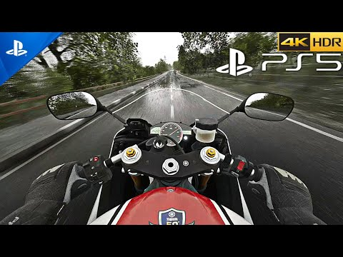 Ride 4 First Person Point of View Gameplay Footage