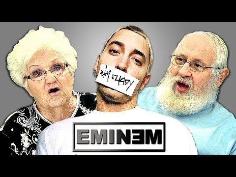 ELDERS REACT TO EMINEM Mp3