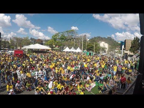 Estamos dentro! Brasil vence México e segue para as quartas de final