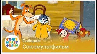 Новая подборка мультфильмов для осенних каникул на YouTube Детям