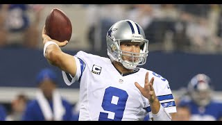Romo and Dez lead game winning drive vs Giants - 11/24/2013