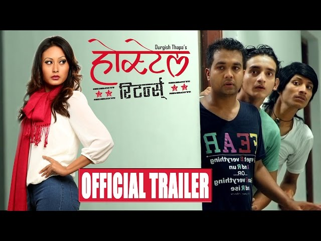 "Thumnail of ""Hostel Returns"" New Nepali Movie official Trailer HD"