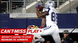 Dez Bryant Breaks the Record for Most TD Grabs by a Cowboys WR! | Can't-Miss Play | NFL Wk 13