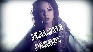 Chromeo - Jealous (Ain't with it) Remake Parody
