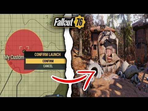 Fallout 76 | What Happens if You Nuke the Mysterious Stonehenge? (Fallout 76 Secrets)