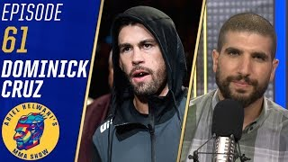 Dominick Cruz calls Henry Cejudo soft, reacts to 'tune-up fight' video | Ariel Helwani's MMA Show