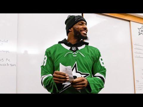 Dez Bryant calls out Dallas Stars lineup