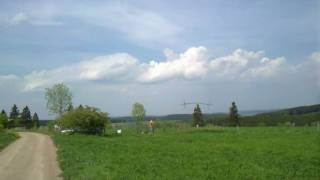 preview picture of video 'Deltaloop-Quad, Kneiff - Huldange, Ardennes, Luxembourg'