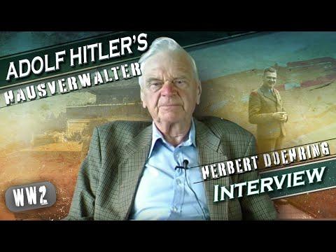 8 JAHRE MIT HITLER - EXKLUSIVES INTERVIEW - HERBERT DÖHRING ERINNERT SICH AN SEINE ZEIT AM BERGHOF
