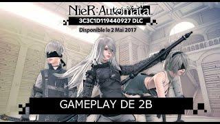 Nier: Automata - DLC 3C3C1D119440927 : Gameplay